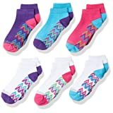 Amazon Price History for:Fruit of the Loom Girls' 6-Pair Low Cut Socks