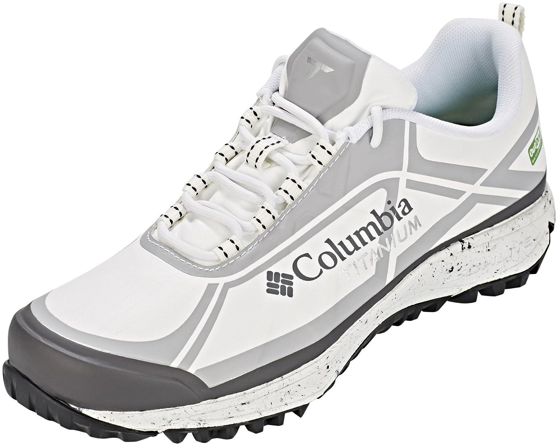 Columbia Conspiracy III Titanium ODX Eco Schuhes Damens Weiß/Lux Schuhgröße US 11 | 42 2018 Schuhe