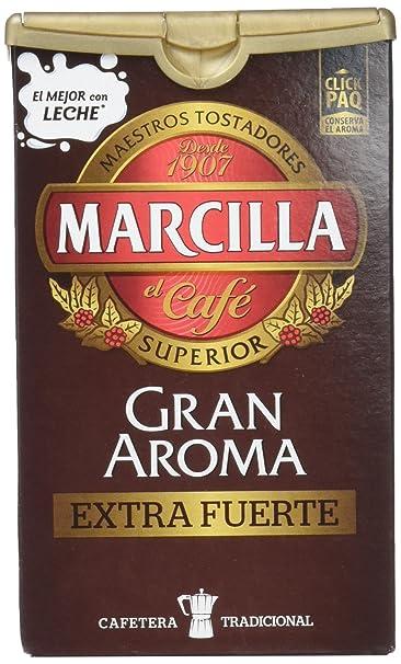 MARCILLA GRAN AROMA EXTRA FUERTE - Pack de 6 x 250 gr: Amazon.es: Alimentación y bebidas