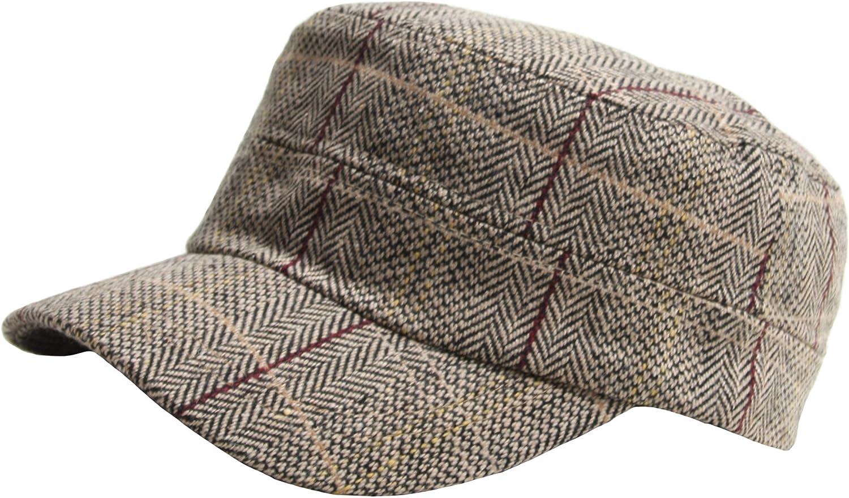 A115 Wool Herringbone Royal...