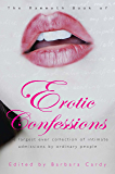 The Mammoth Book of Erotic Confessions (Mammoth Books)