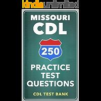 250 Missouri CDL Practice Test Questions
