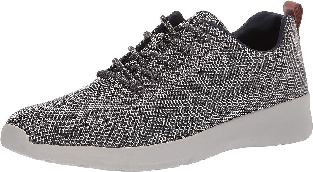 FREESTEP Shoe Sneaker, Grey Single Mesh