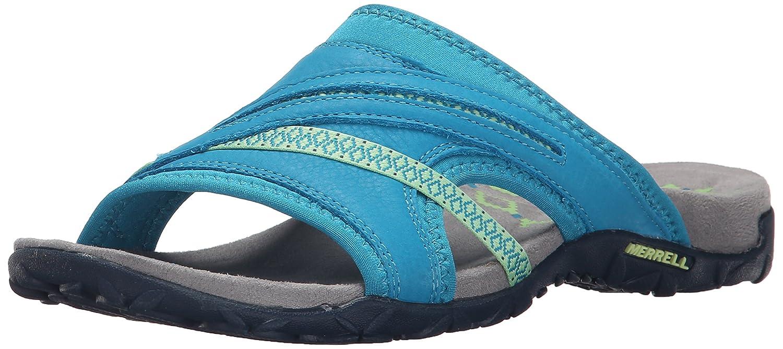 Merrell Women's Terran Slide II Sandal B00YDKI8IO 10 M US|Teal