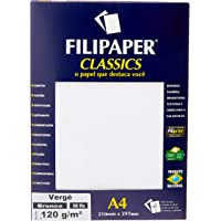 Filiperson 1869 Papel A4, Branco, 210 mm x 297 mm