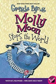 Amazon molly moons incredible book of hypnotism ebook molly moon stops the world fandeluxe PDF