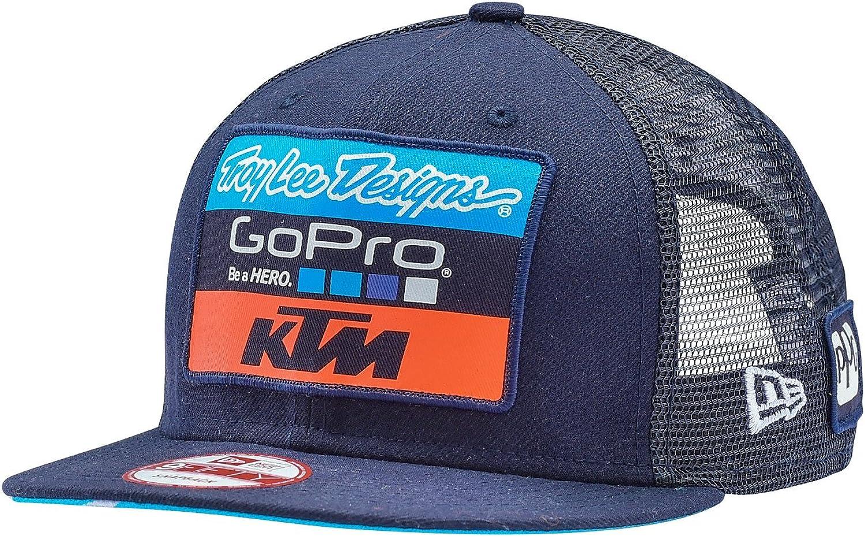 Troy Lee Designs KTM - Visera - para Hombre Azul Talla única ...