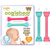 oogiebear - The Safe Baby Nasal Booger and Ear Cleaner - Baby Shower Registry Essential   Easy Baby Nose Cleaner Gadget…