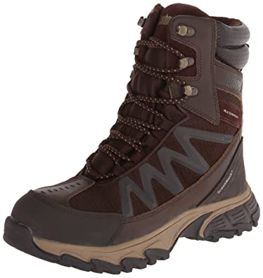 Men's Excursion Brown Hunting Boot