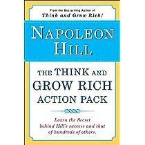 The Think And Grow Rich Action Pack: Amazon.es: Hill, Napoleon: Libros en idiomas extranjeros