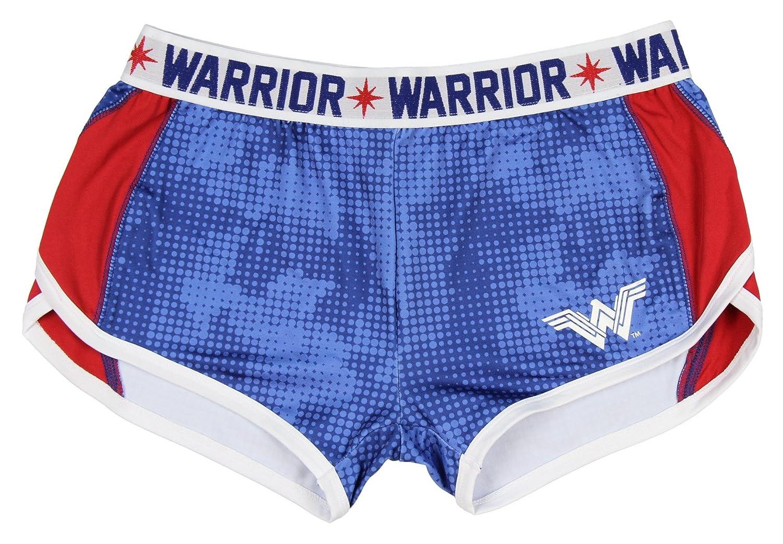 DC Comics Wonder Woman Women's Track Shorts Bioworld SR5213WWM