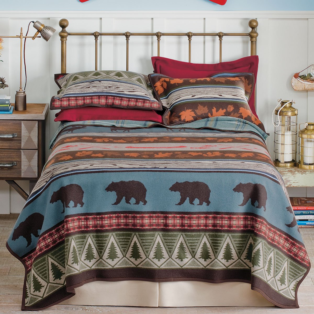 Pendleton Pine Lodge Twin by Pendleton Woolen Mills (Image #3)