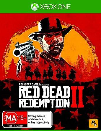 e4523d77c682b Red Dead Redemption II  xbox one  Amazon.com.au  Video Games