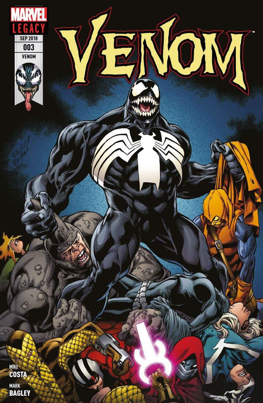 Venom: Bd. 3: Jäger und Gejagte