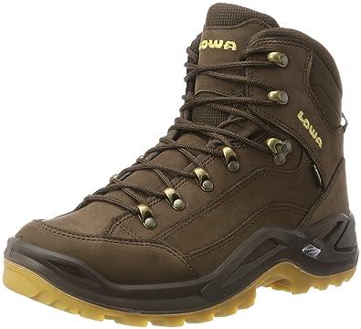 f3e6dce724e Lowa Mens Renegade Gore-Tex Mid Nubuck Boots