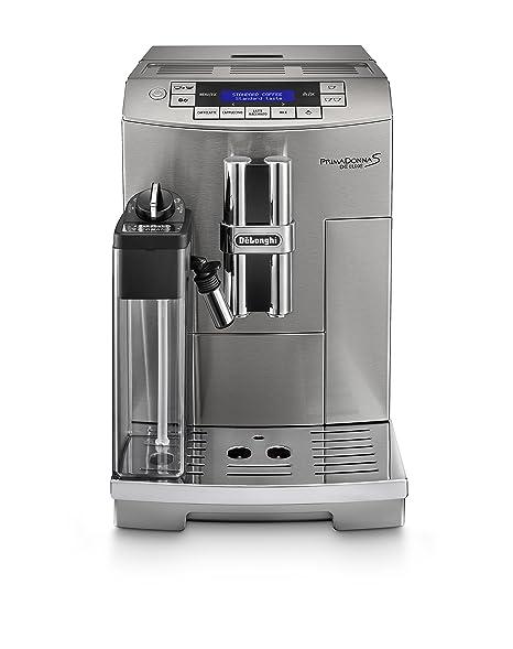 DeLonghi ECAM 28.465.M Cafetera semi-automática, 1450 W, 220-240