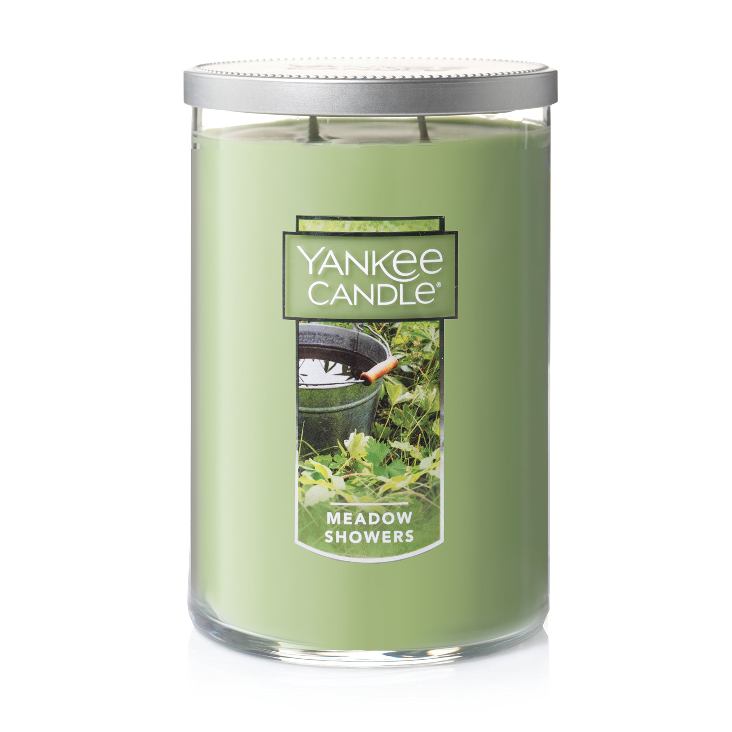 Yankee Candle Large 2-Wick Tumbler Candle, Meadow Showers by Yankee Candle