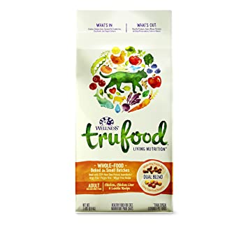 Wellness trufood baked blends natural grain free dry cat food wellness trufood baked blends natural grain free dry cat food chicken chicken liver and forumfinder Gallery