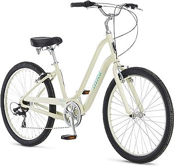 Schwinn Sivica 7 Comfort Cruiser Bike