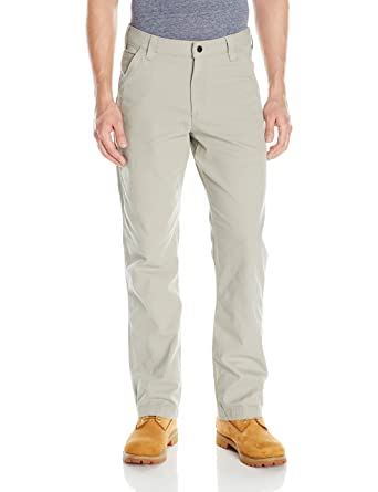 5baa490db46 Amazon.com  Carhartt Men s Rugged Flex Rigby Dungaree  Clothing