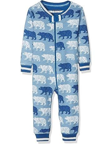 Hatley Organic Cotton Sleepsuit - Pelele para Dormir Bebé-Niños