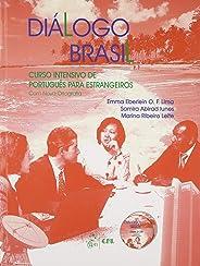 Diálogo Brasil - Curso Intensivo de Português para Estrangeiros - Livro Texto com CD-ROM