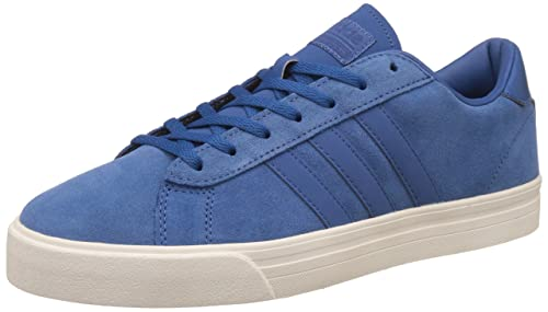 adidas cloudfoam super daily shoes men's blue