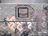 Red Hound Auto 2 Stainless Door Lock Trailer