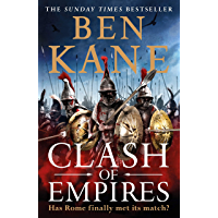 Clash of Empires: A thrilling novel about the Roman invasion of Greece (English Edition)