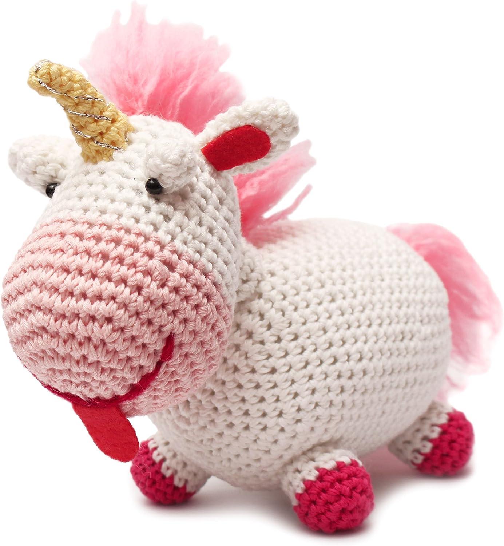 crochet toys amigurumi doll unicorn girl model number XC041028 ... | 1500x1385