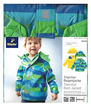 f6f10f121dce TCM Tchibo Kids Boys Rain Jacket
