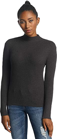 TALLA M. PIECES Pcdesla LS Knit Clw suéter para Mujer
