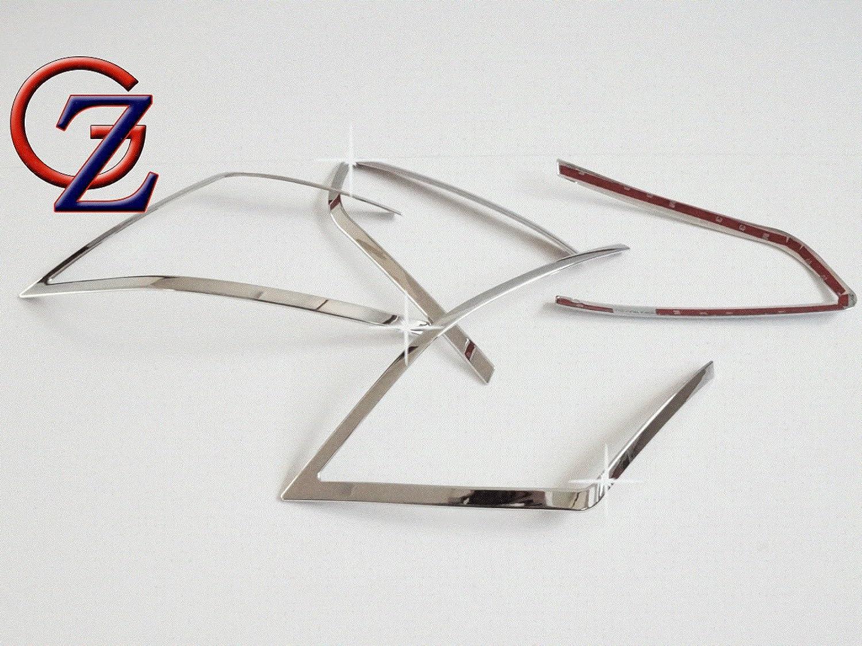 z-ronic ID43 R/ückleuchten R/ücklicht Rahmen Chrom Tuning