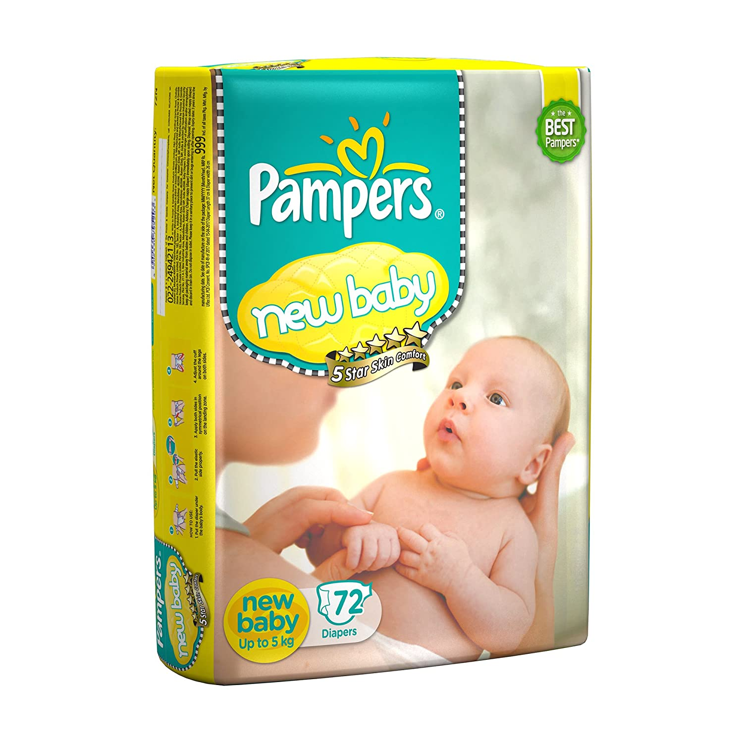 Diapers for newborns: types and purpose