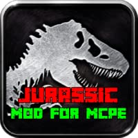 Mods : Jurassic And World Mod for MCPE