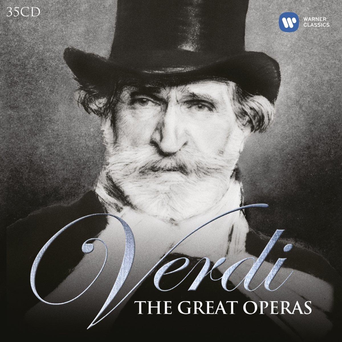 Verdi  The Great Operas  Amazon.co.uk  Music db3b9dba0090