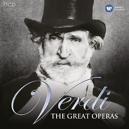 Verdi: Great Operas