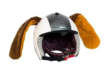 Adherido al casco de deporte. Accesorio