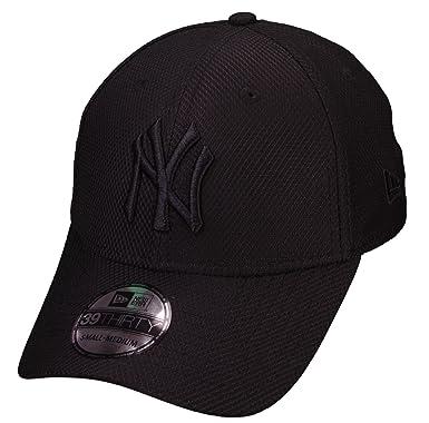 984faab64f1e2 New Era New York Yankees 39thirty League Basic Casquette, Noir/rouge/bleu  marine