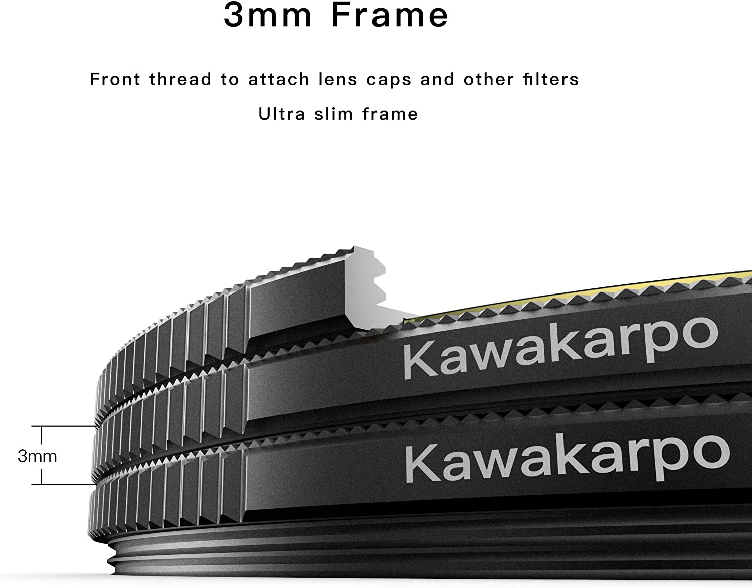Extreme ND Filter Specialist Neutral-Density Filter,High Definition,HD,Nano MRC16 Coating,Ultra-Slim,B270 Schott Kawakarpo 67mm 10-Stop ND1000 for Camera Lens Filter,Professional Photography Filter