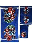 Avengers 3-piece Bath Towel Set