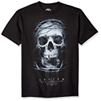 Sullen Men's Luca Skull T Shirt Black