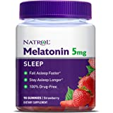 Natrol Melatonin 5mg Gummy, 90 Count