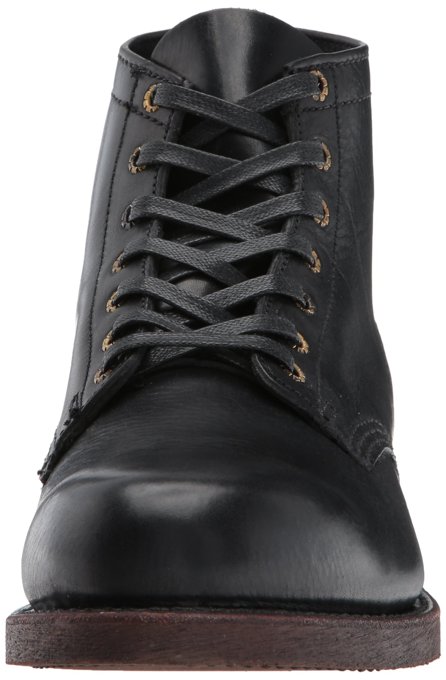 FRYE Men's Prison Combat Boot Black 10.5 D US by FRYE (Image #4)