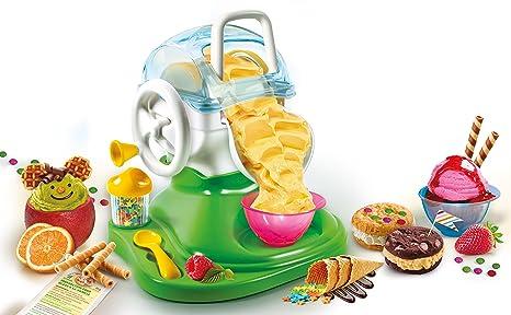 Clementoni Cocina Creativa - Fabrica de Helados (550234): Amazon.es: Juguetes y juegos