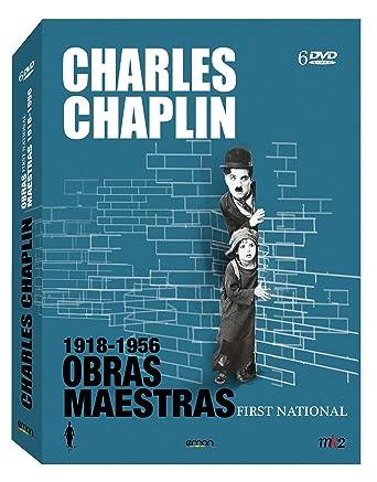 Pack Charles Chaplin: Obras maestras 1918-1956 [DVD]: Amazon.es: Charles Chaplin, Charles Chaplin, Charles Chaplin, Charles Chaplin: Cine y Series TV