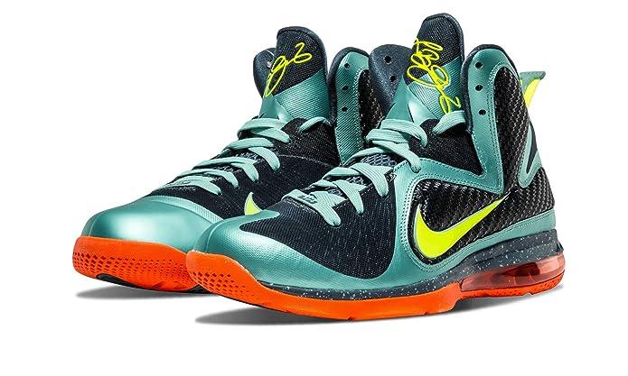 size 40 90e73 262cb Amazon.com   NIKE Lebron 9 Cannon Miami South Beach   Basketball