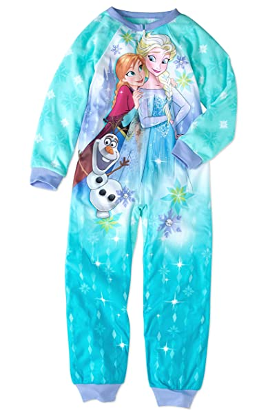 961863d9af Amazon.com  Disney Frozen Princess Elsa Anna Olaf Girls Blanket ...
