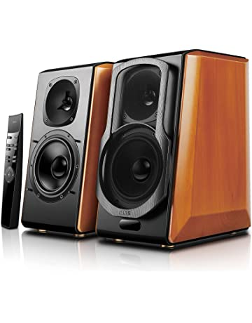 Amazon com: Bookshelf Speakers: Electronics