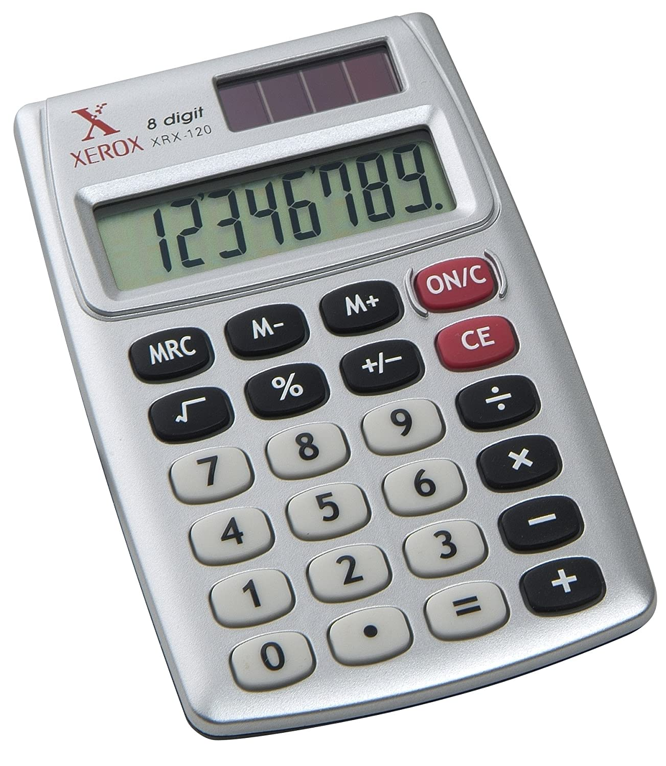 Staples Spl-120 8-digit Display Calculator XRX-120